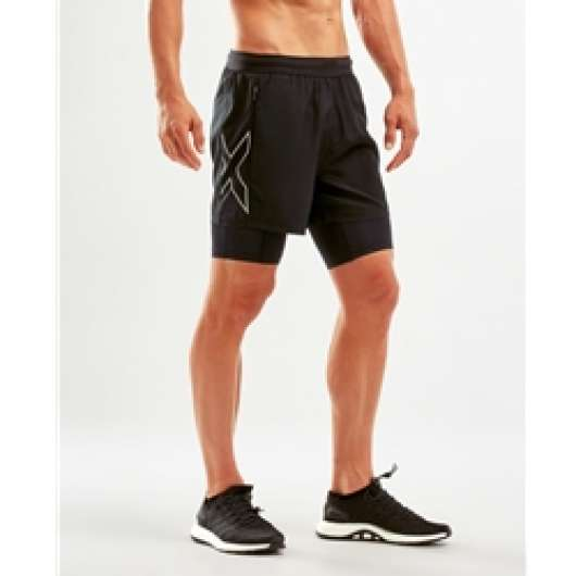 2Xu Xvent 5Inch 2In1 Comp Short Men