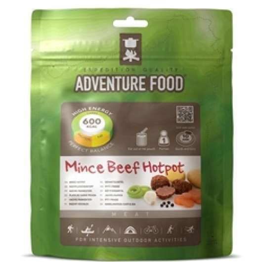Adventure Food Mince Beef Hotpot, enkelportion
