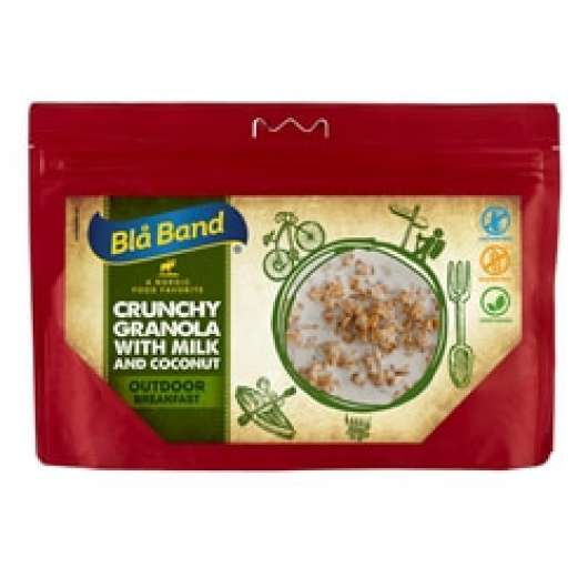 Blå Band Crunchy Granola With Milk And Coconut