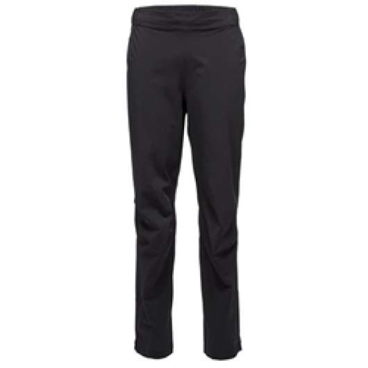 Black Diamond M Stormline Stretch Full Zip Rain Pants