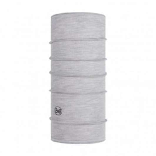 Buff Lightweight Merino Wool Solid Light Grey