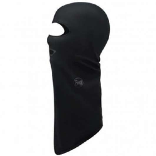 Buff Thermonet Balaclava Solid Black