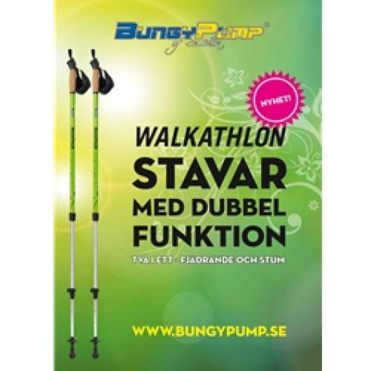 Bungypump Walkathlon