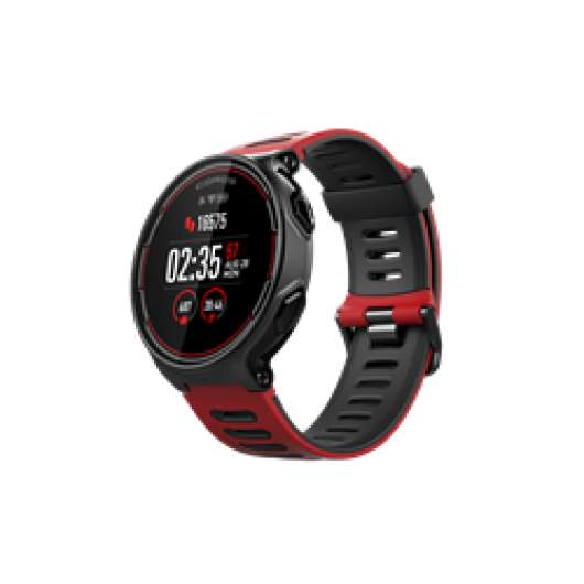 Coros Pace Watch Red