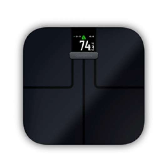 Garmin Index S2 Smart Scale Black