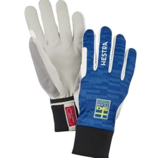 Hestra Windstopper Active Grip - 5 Finger