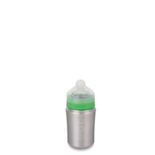 Klean Kanteen 267ml Kid Kanteen® Baby Bottle (w/Medium Flow Nipple)