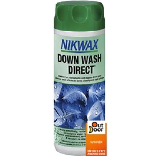 Nikwax Down Wash Direct, 300ml