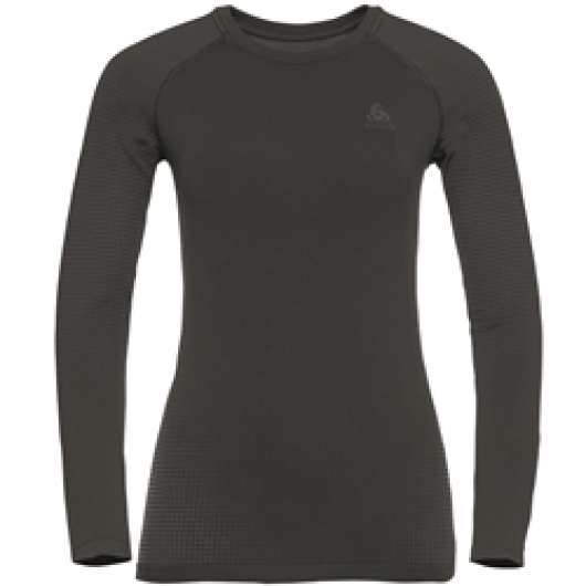 Odlo Performance Warm Eco Bl Top Crew Neck L/S Women